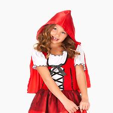 Kostumer til Pige