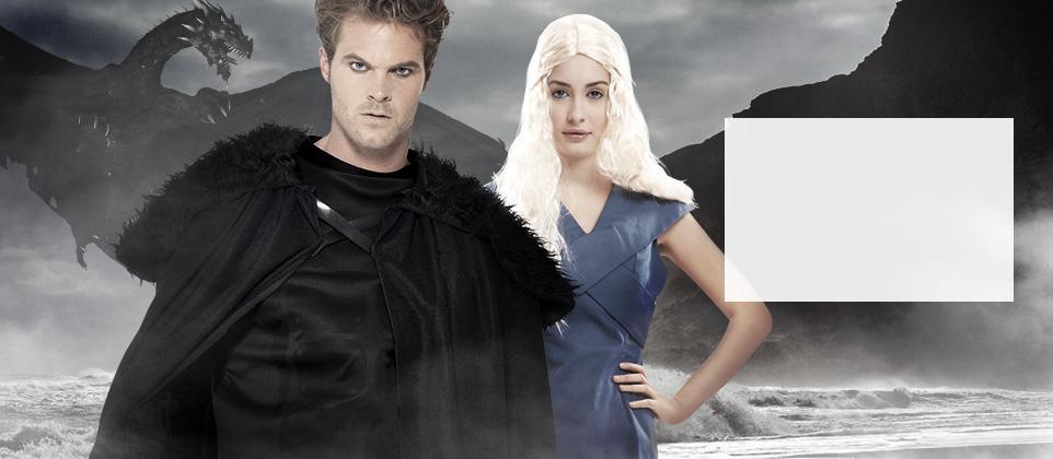 Kostumer Game of Thrones