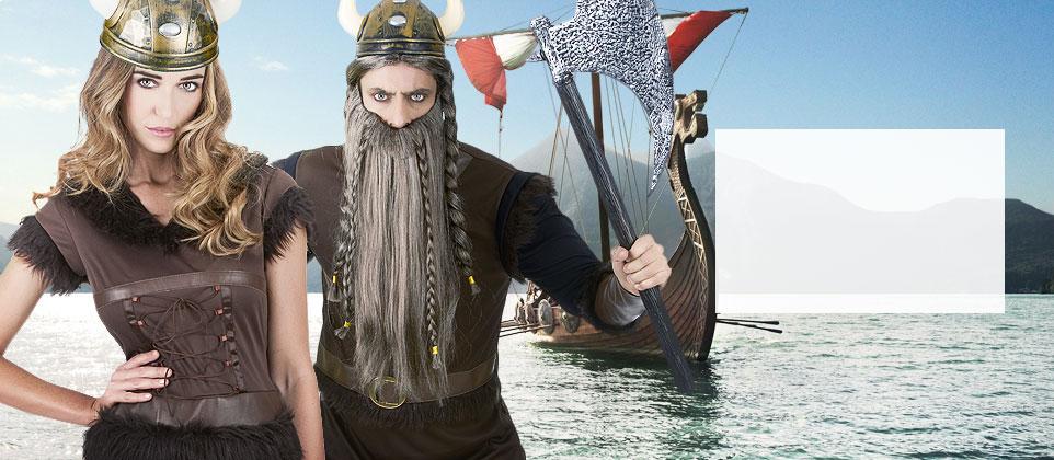 Kostumer Viking