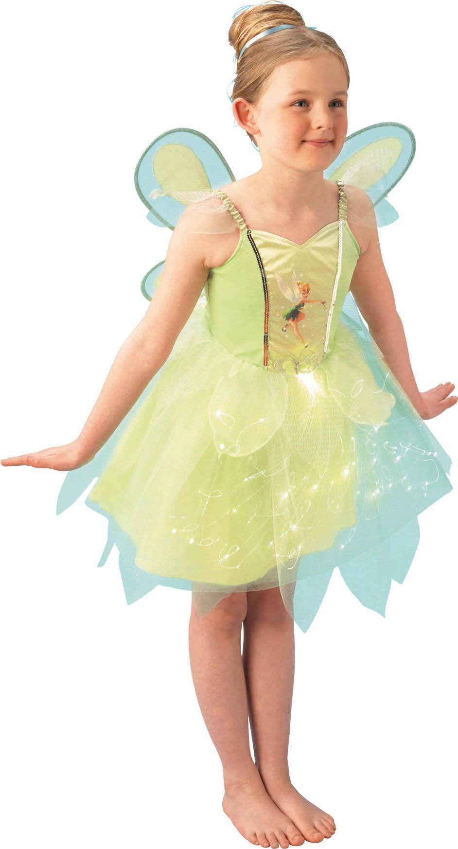 eb68406e6f4 Klokkeblomst kostume til piger, køb Kostumer til børn på Vegaoo.dk
