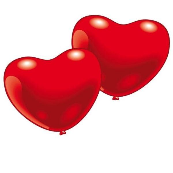 hjerte balloner