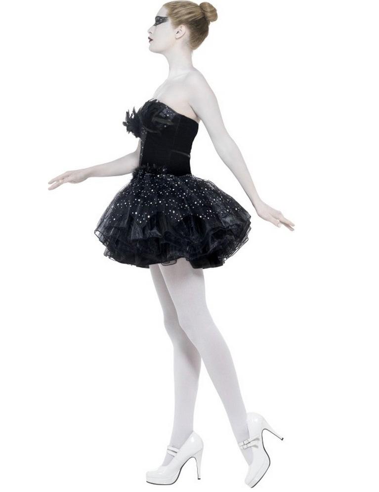 Til Voksne dk Køb Ballerina Kostume Vegaoo Sort På Kostumer XqxS8xCw