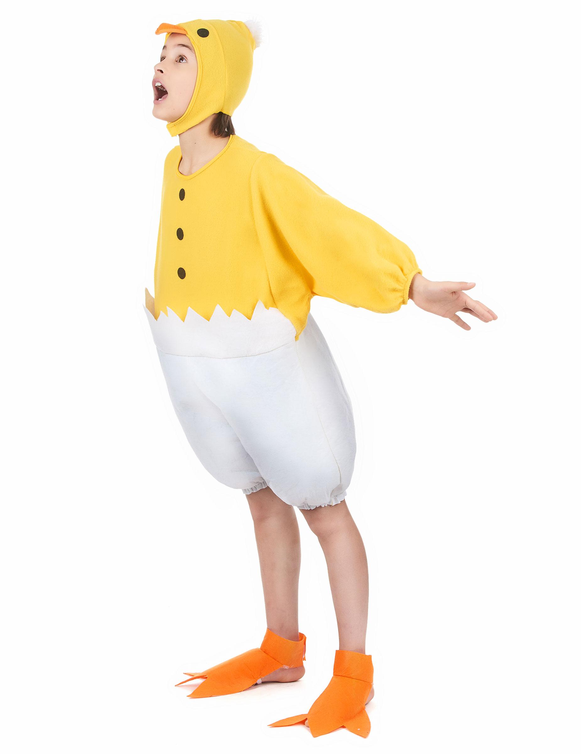 7448faace11 Parkostume kylling voksen og barn, køb Kostumer til par på Vegaoo.dk