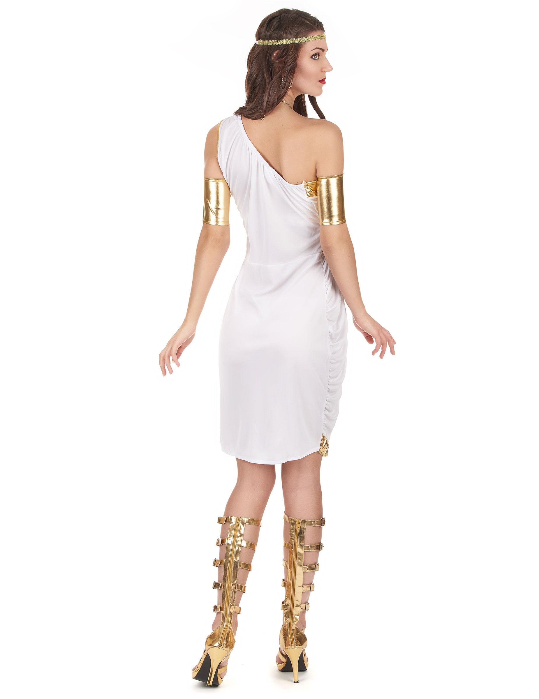 Græsk gudinde kostume, køb Kostumer til voksne på Vegaoo.dk