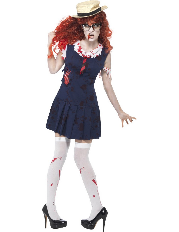 halloween skolepige