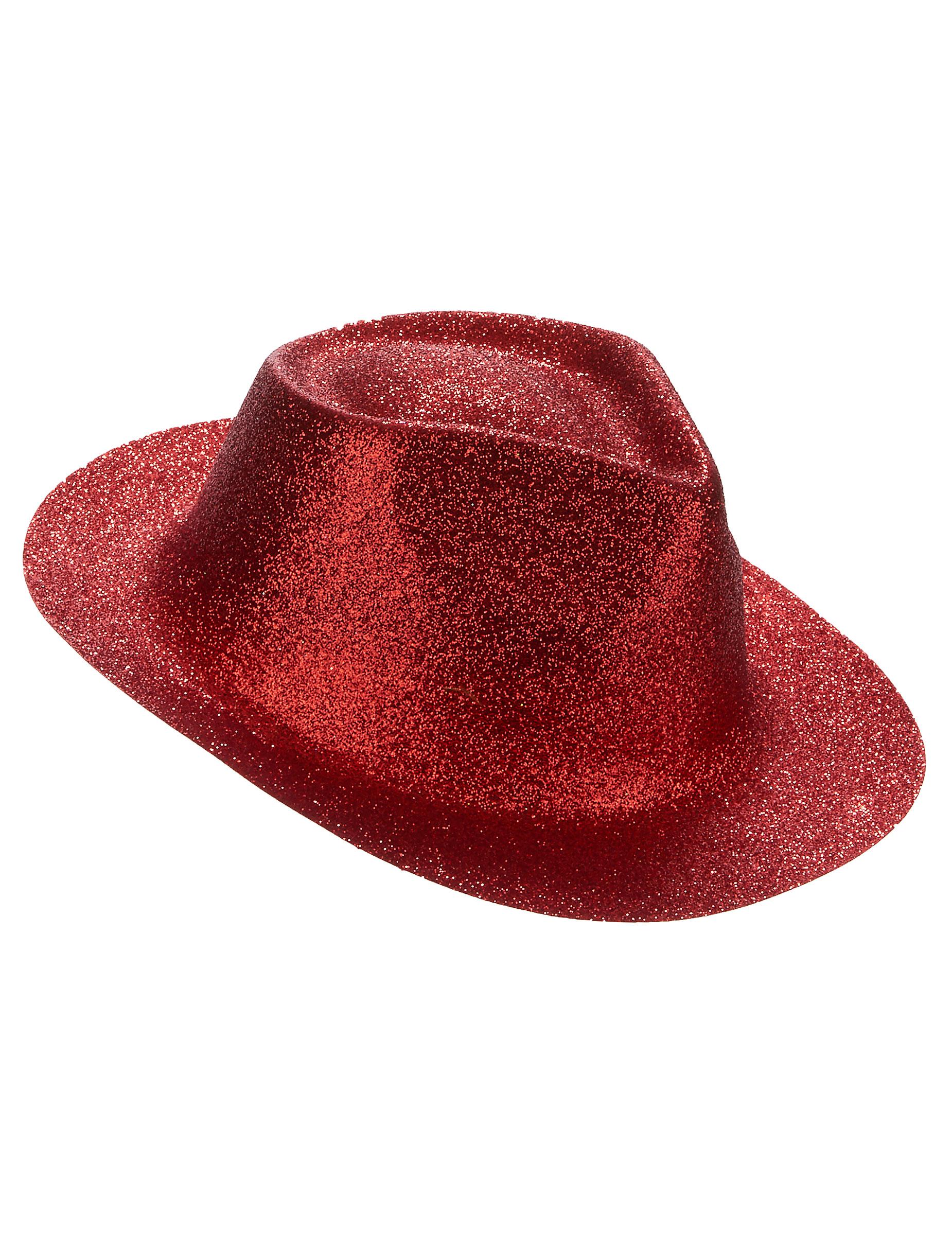 rød hat