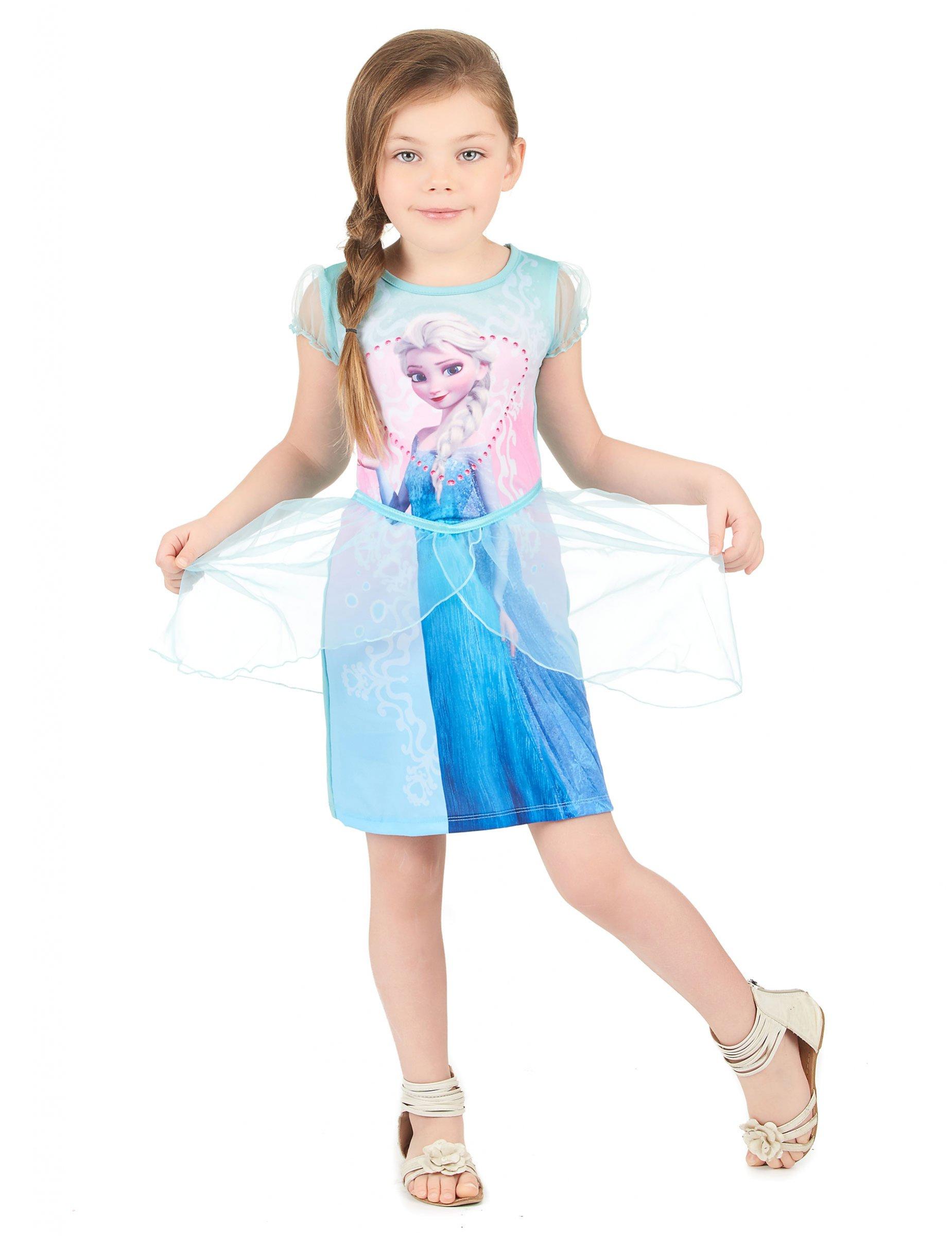 d1741c8cb507 Elsa Frost™ kjole til børn