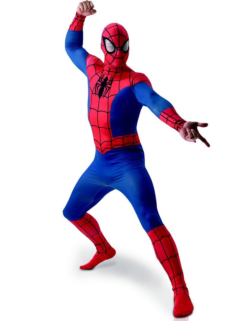 spiderman dragt voksen