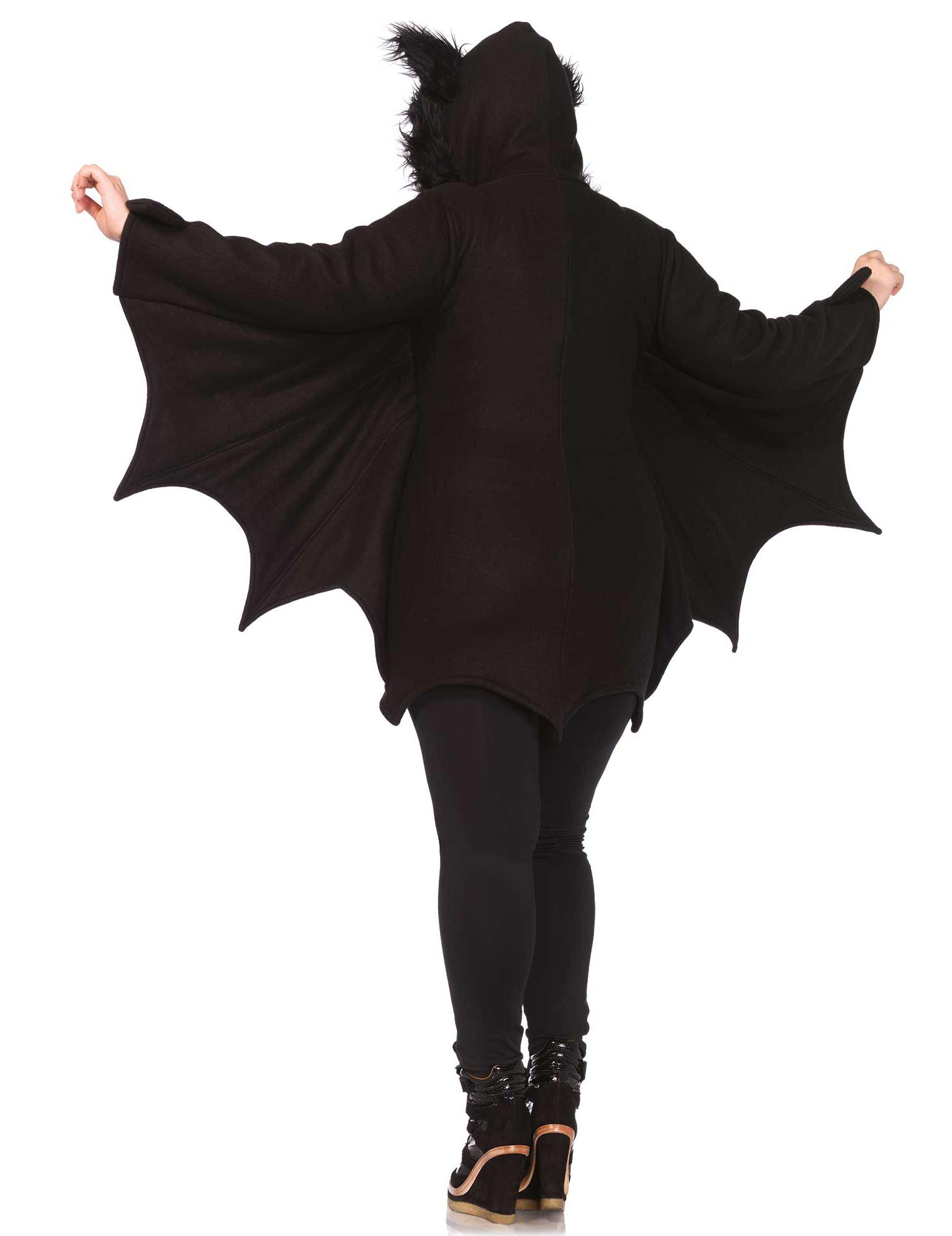 Flagermus udklædning Halloween til voksne, køb Kostumer