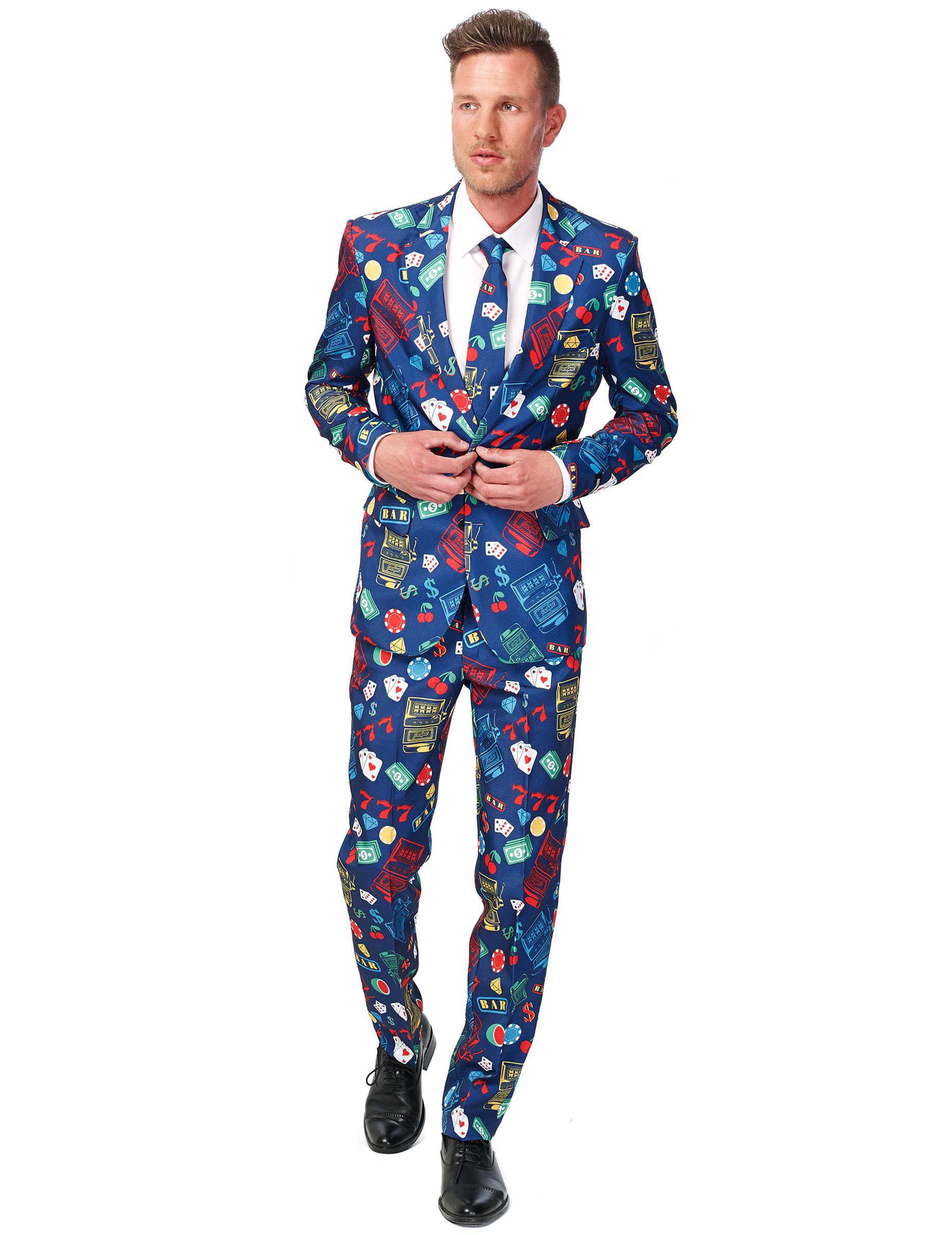 casino udklædning