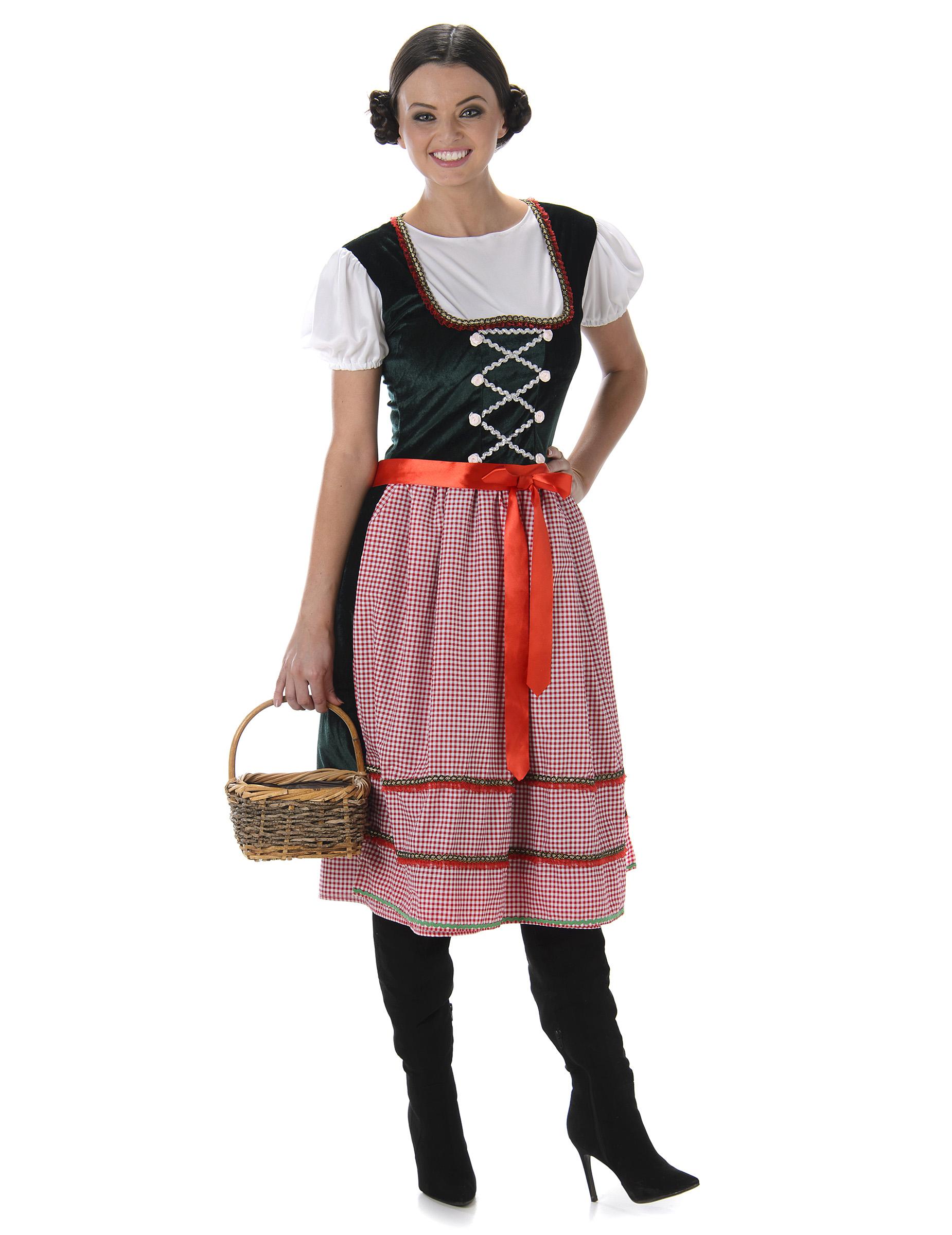 Oktoberfest - udklædning voksen, køb Kostumer til voksne