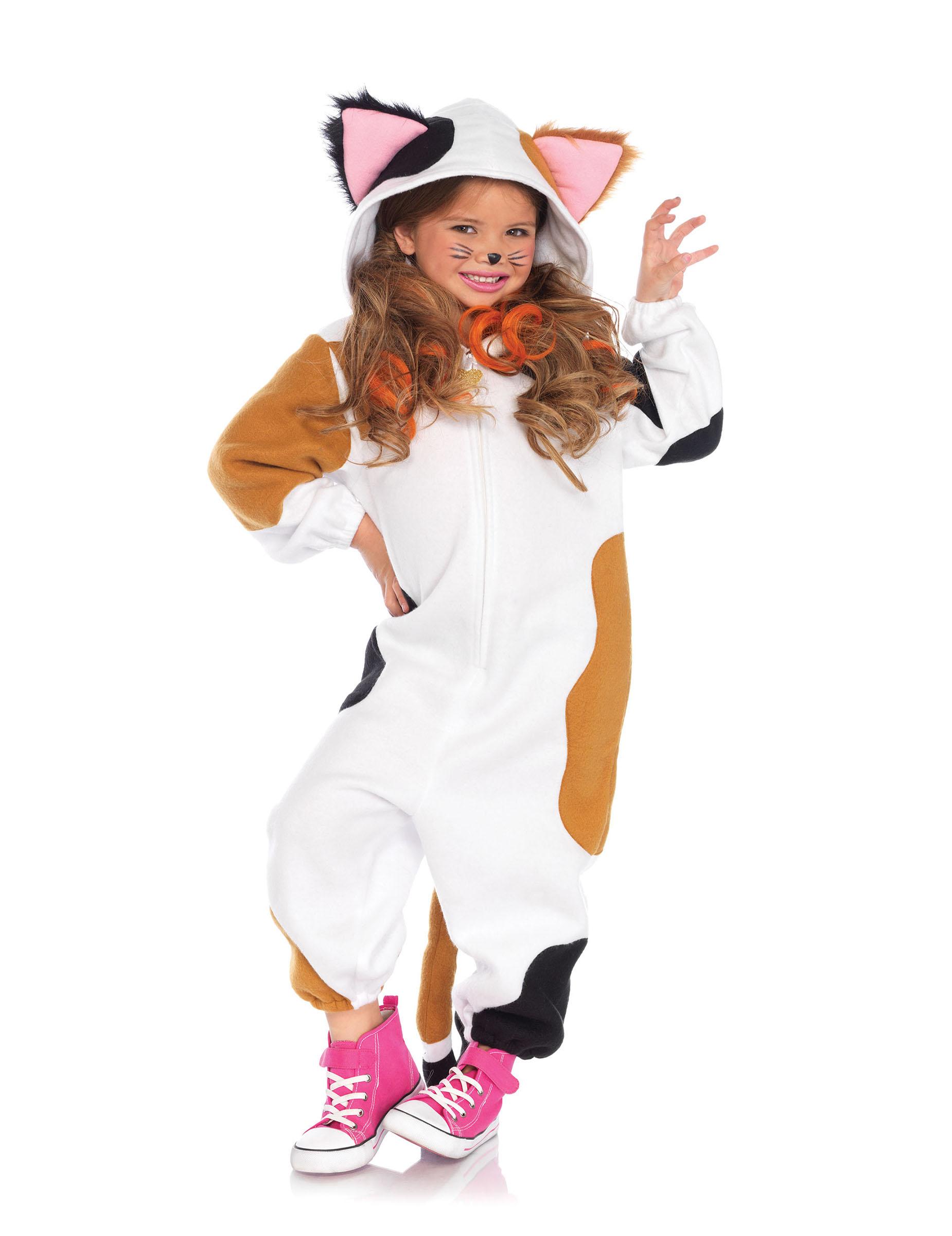 c5f256383a0 Kattekostume piger, køb Kostumer til børn på Vegaoo.dk