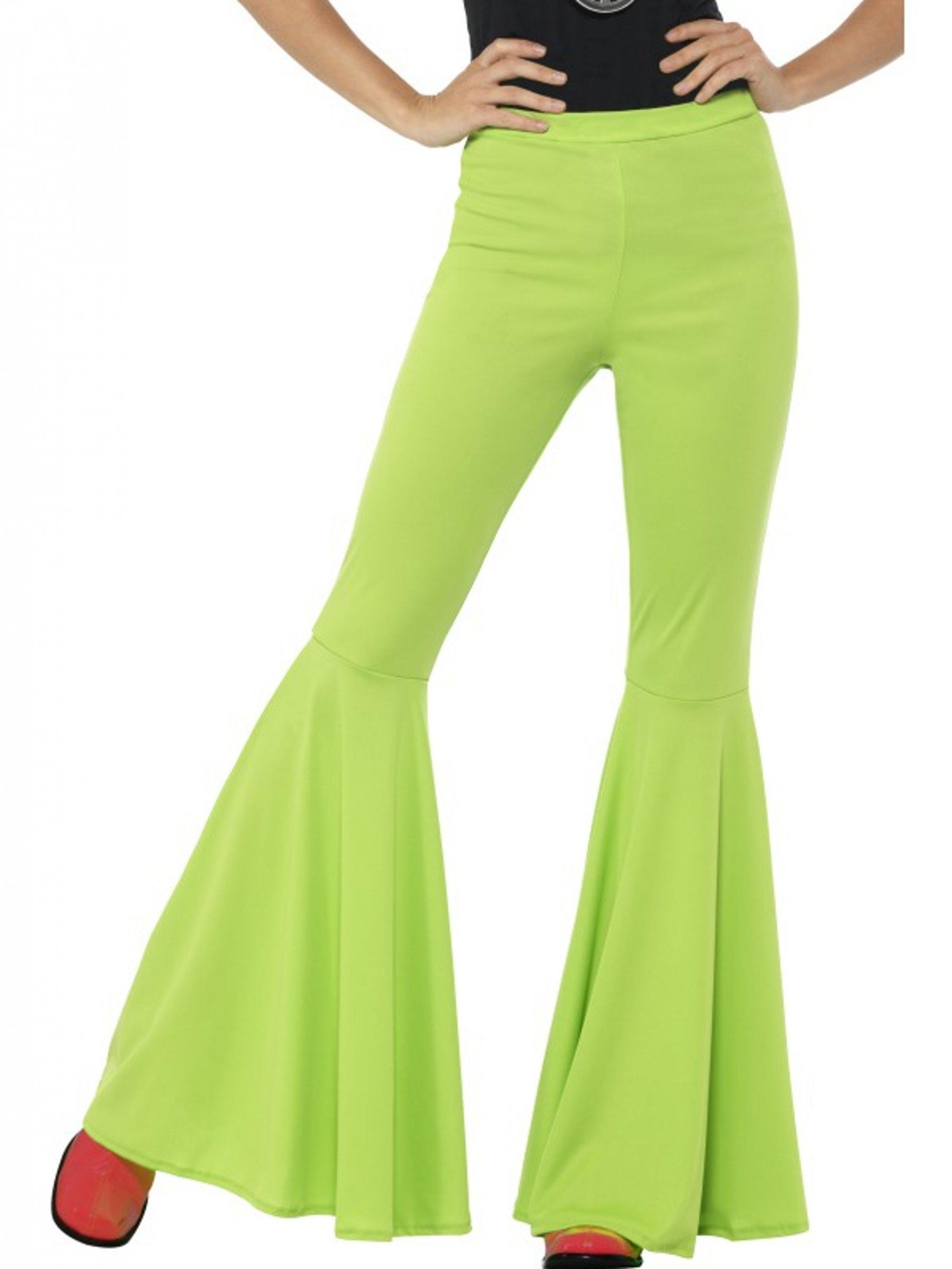 c31d4d33 Grønne disko-bukser kvinde, køb Kostumer til voksne på Vegaoo.dk