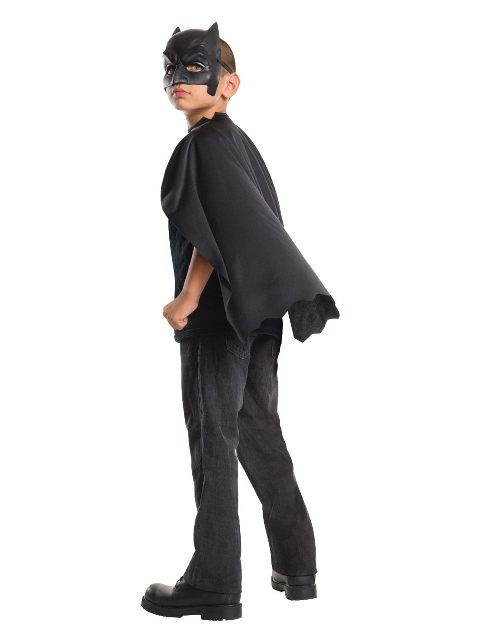 3f044f4fb482 Batman kit med kappe og maske - Dawn of Justice™