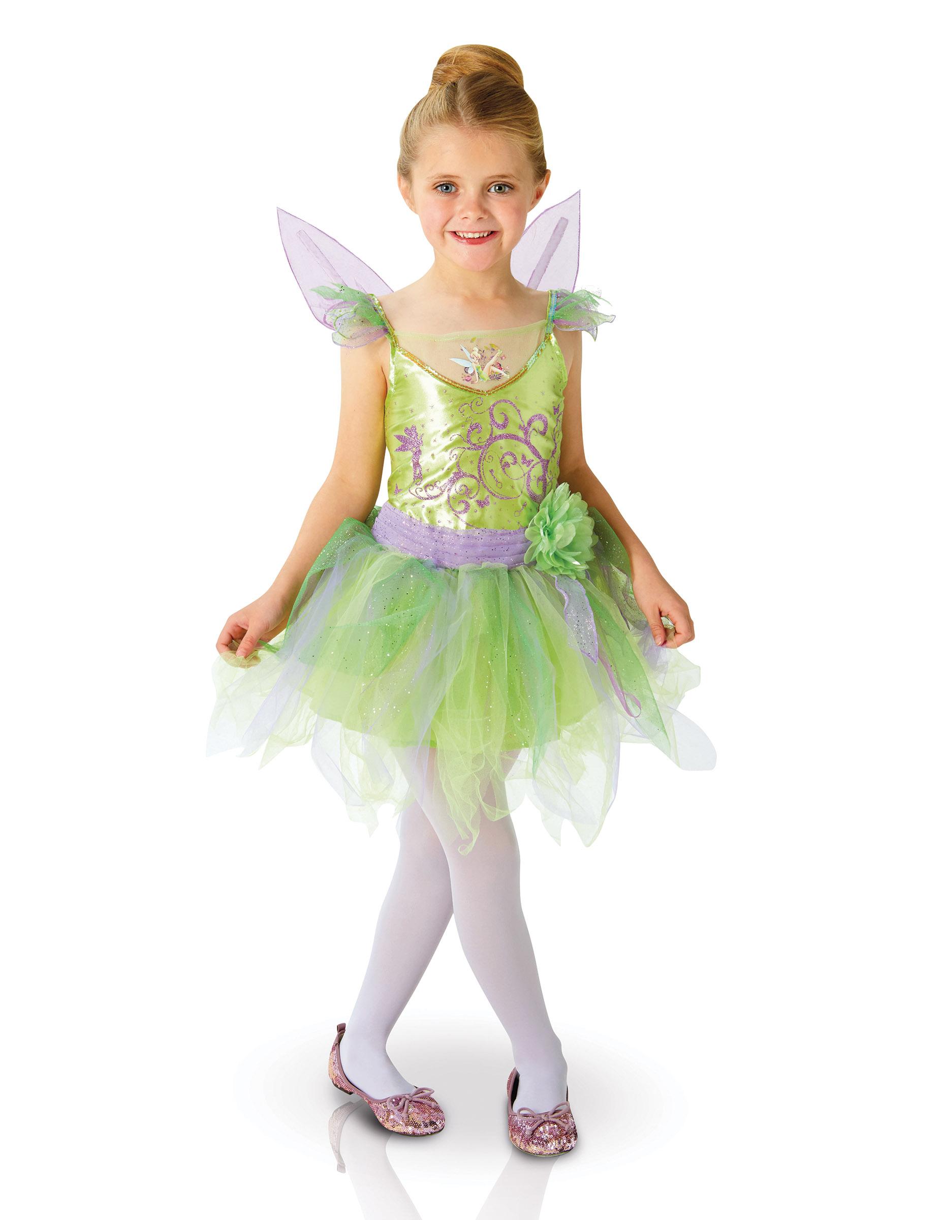 f7a51667d21 Kostume luksus Klokkeblomst™ til piger, køb Kostumer til børn på ...