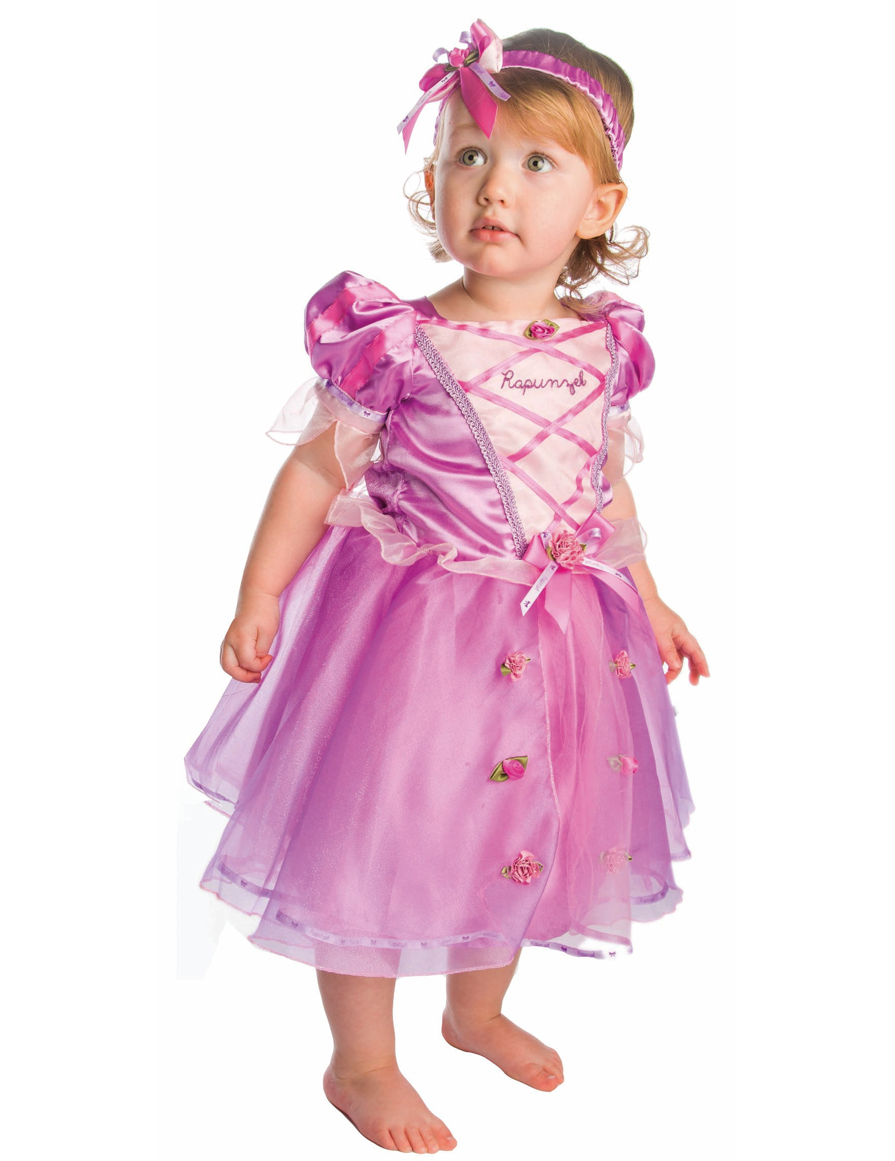 Udklædning Rapunzel Baby Køb Kostumer Til Børn På Vegaoodk