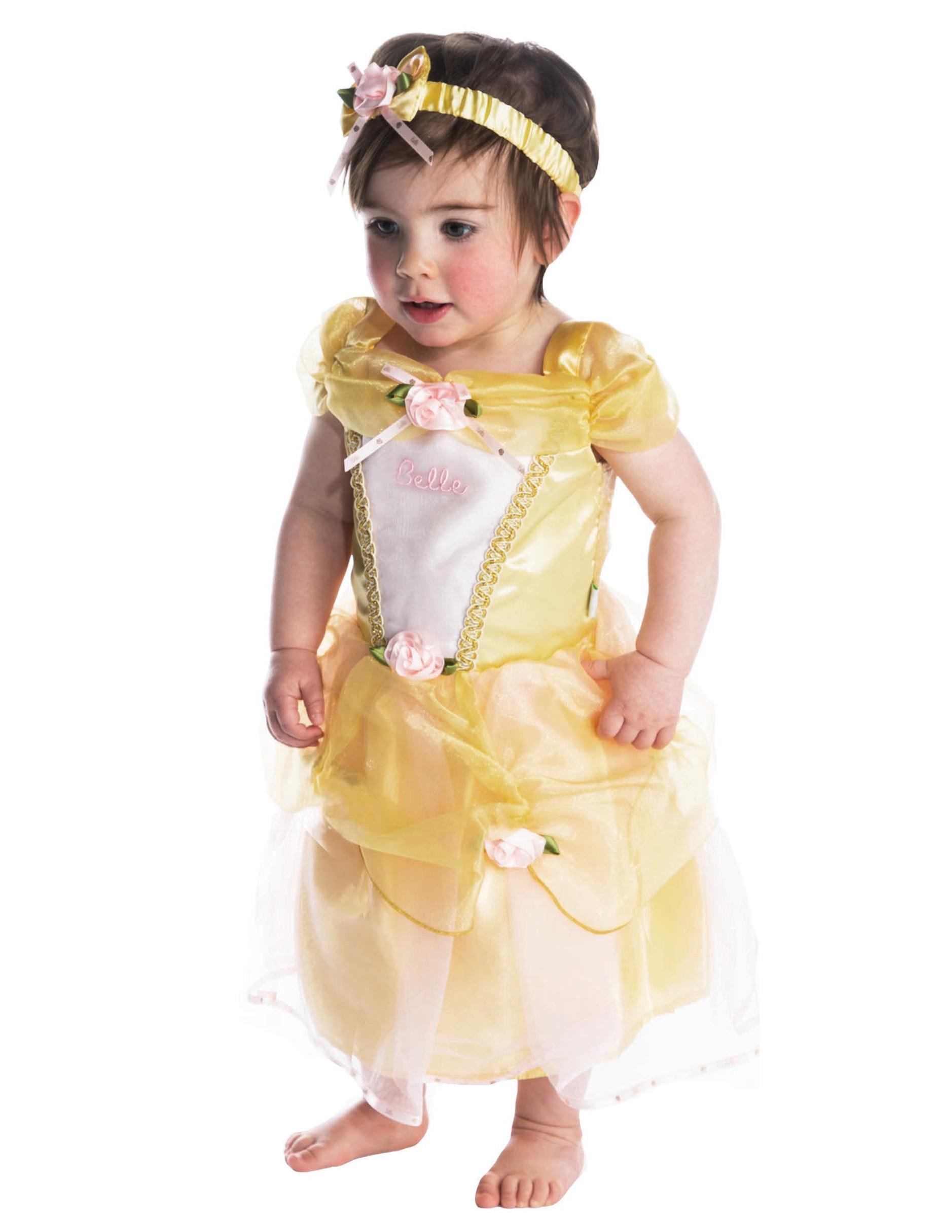 Udklædning Belle Skønheden Og Udyret Baby Køb Kostumer Til Børn