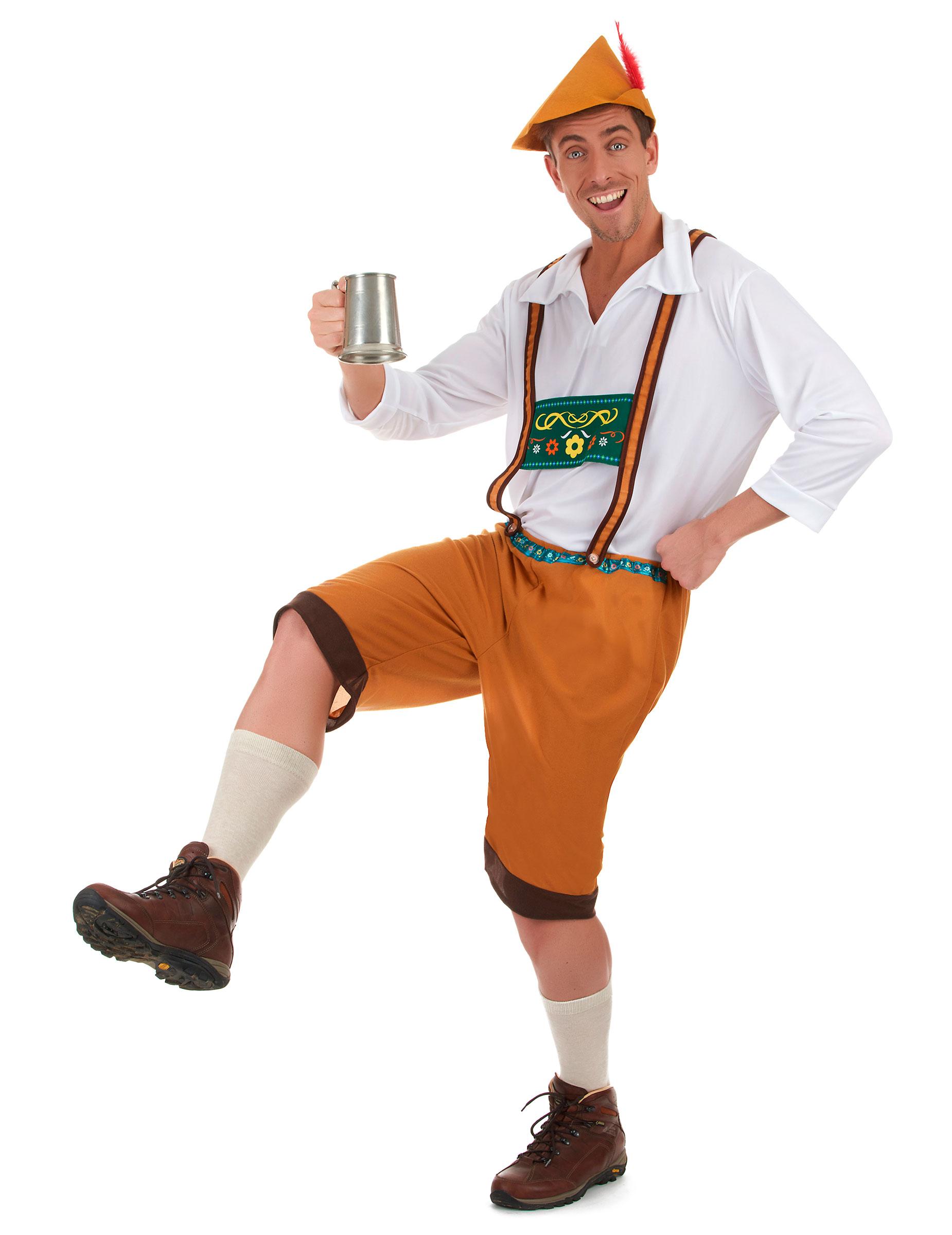 kostumer til voksne oktoberfest