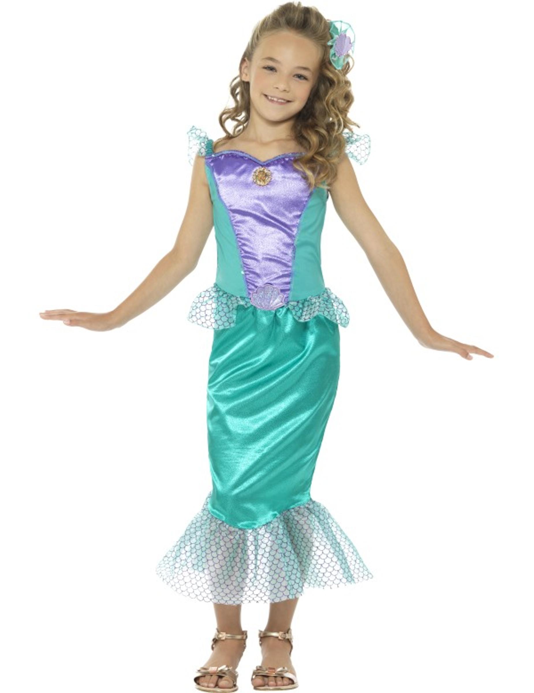 Børn Køb dk Kostume Vegaoo Havfrue På Til Børn Kostumer qBwAxaPw