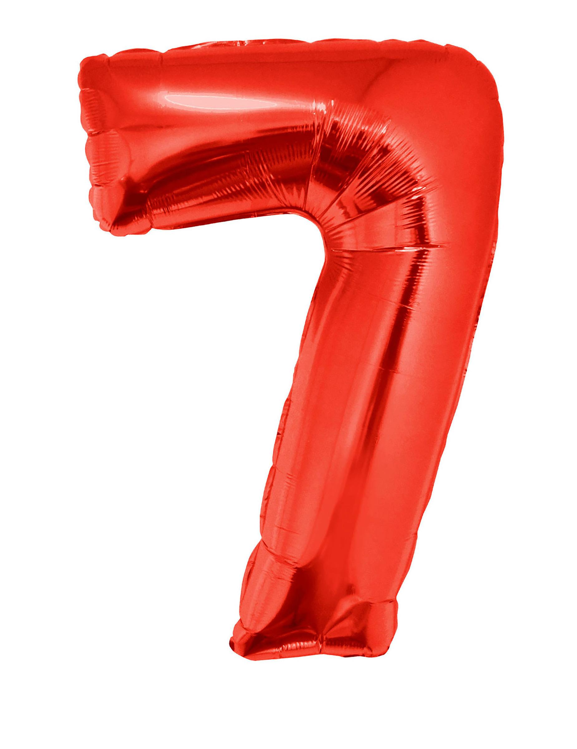 balloner formet som tal