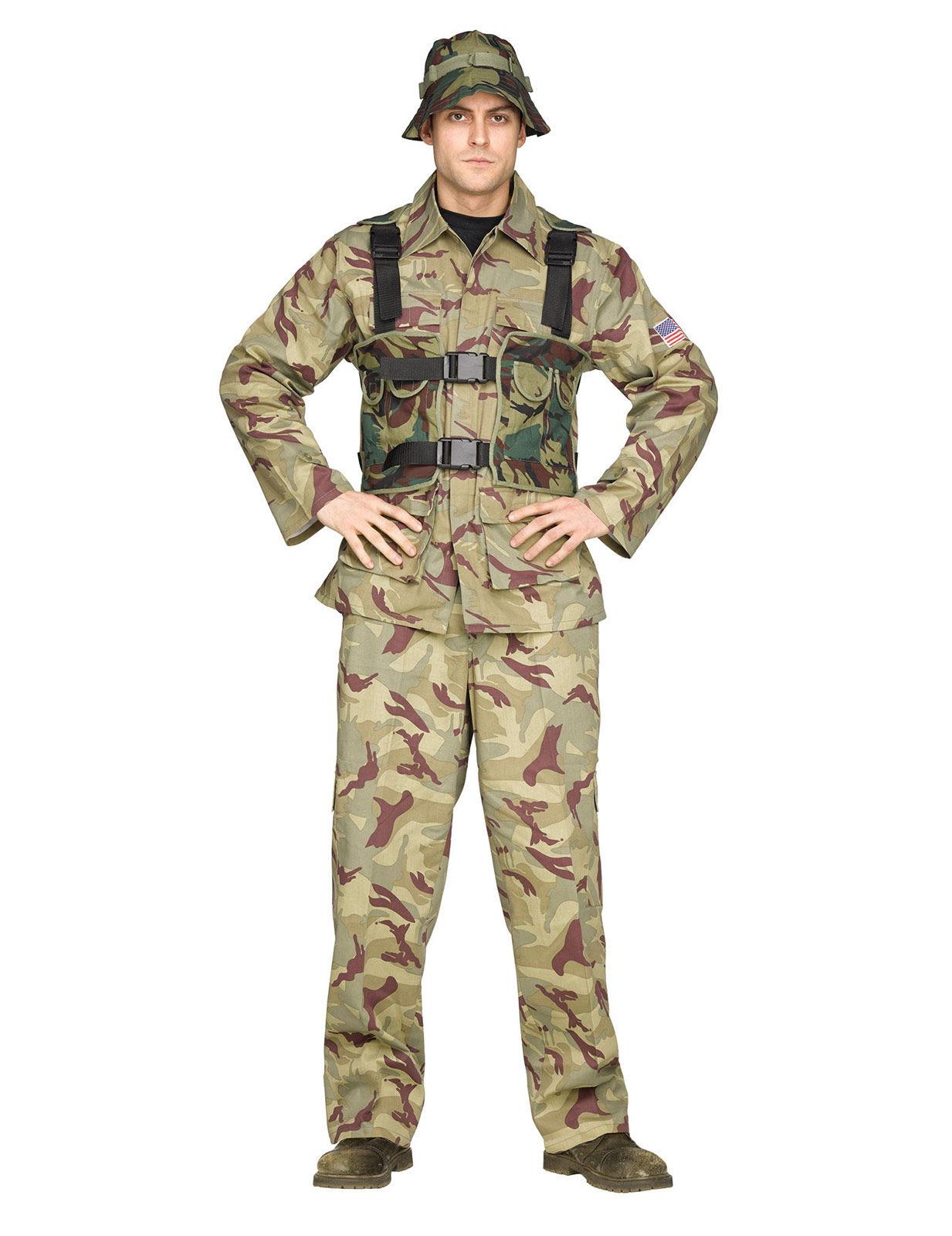 kostume soldat