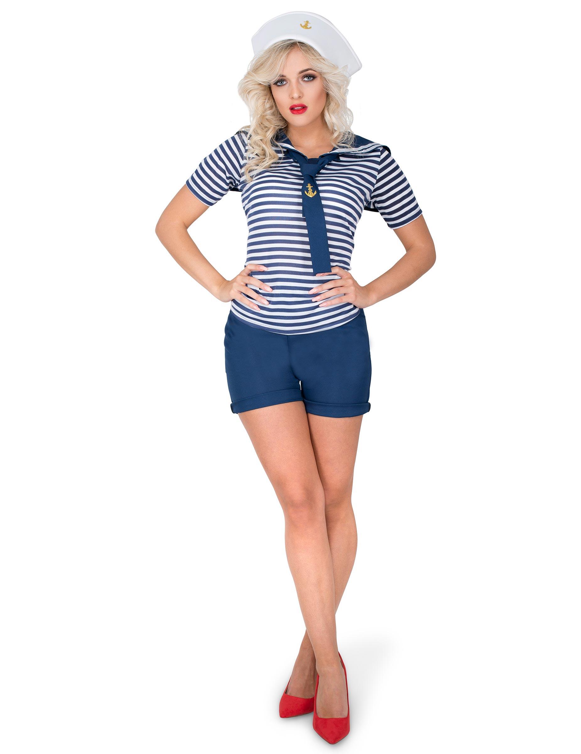 35de39e764fa Kostume fræk sømand til kvinder