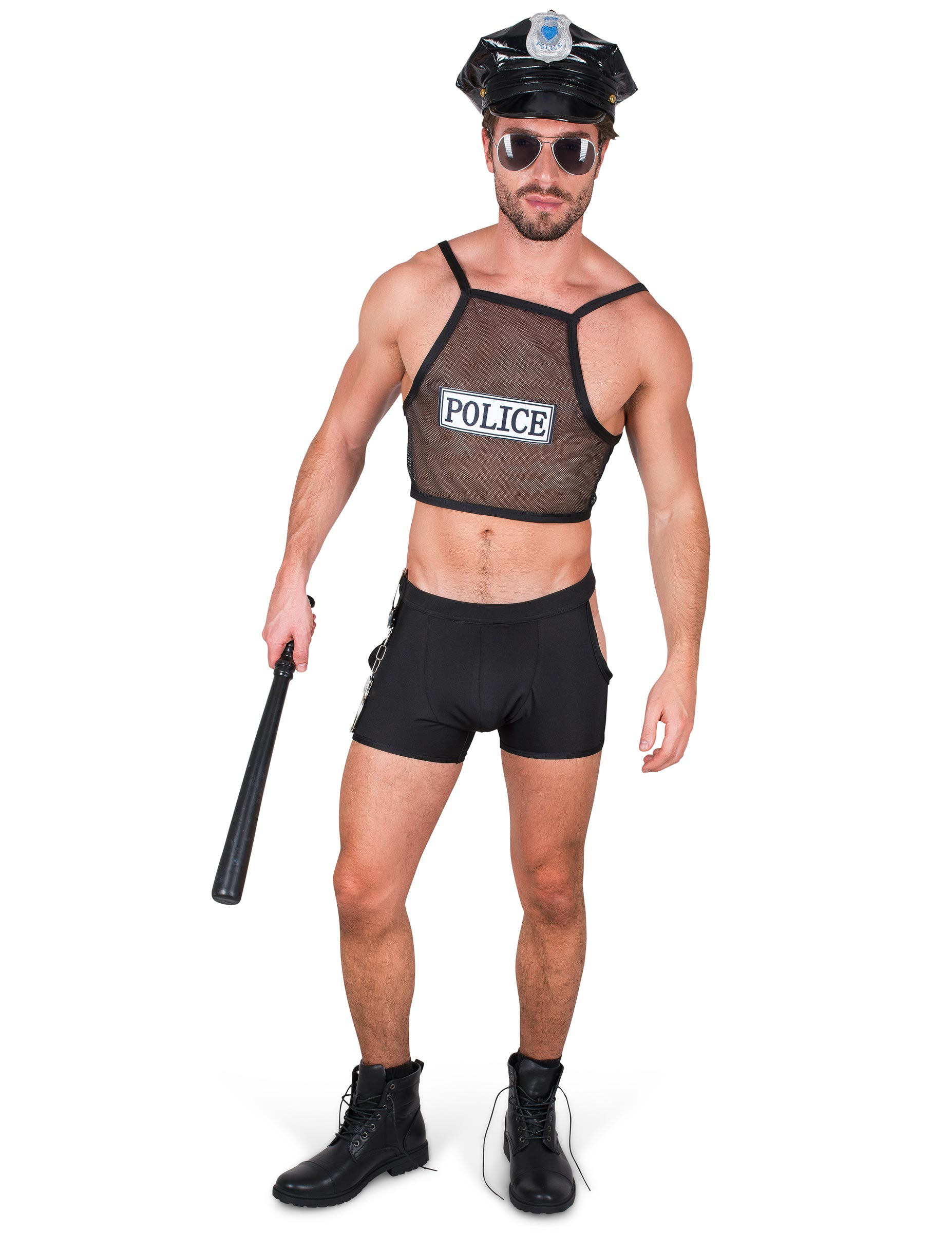 6cfb22dc7183 Kostume frækt politi til mænd
