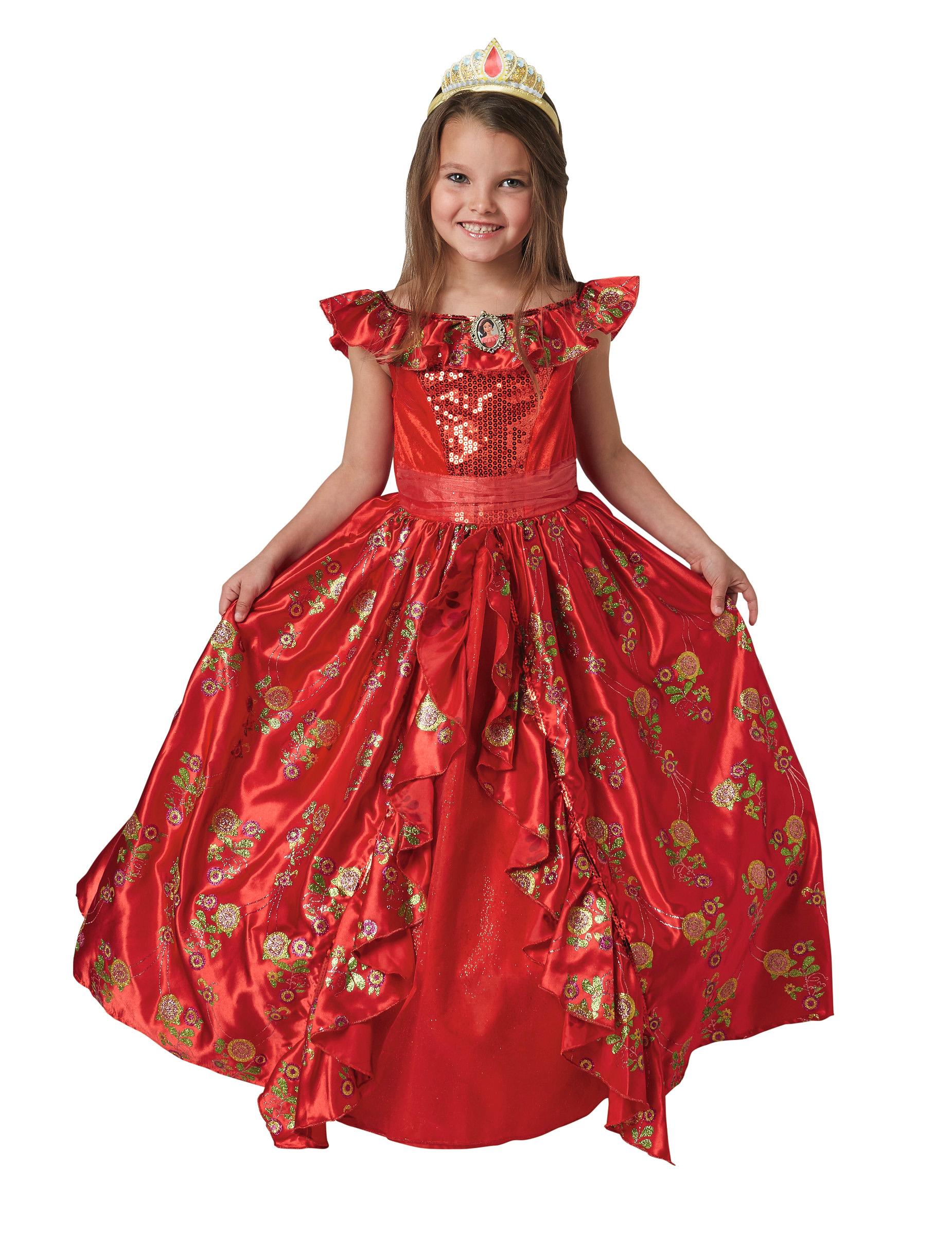 160acb2bdd6f Prinsessekjole Kostumer Børn På Elena Piger Til Fra Køb Avalor™ zxxYCq0