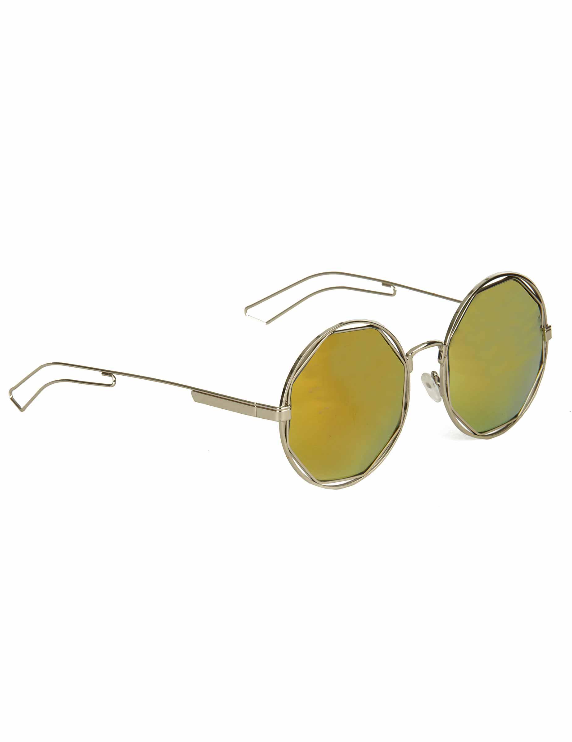 823f2c77bf1a Briller runde retro guld til voksne