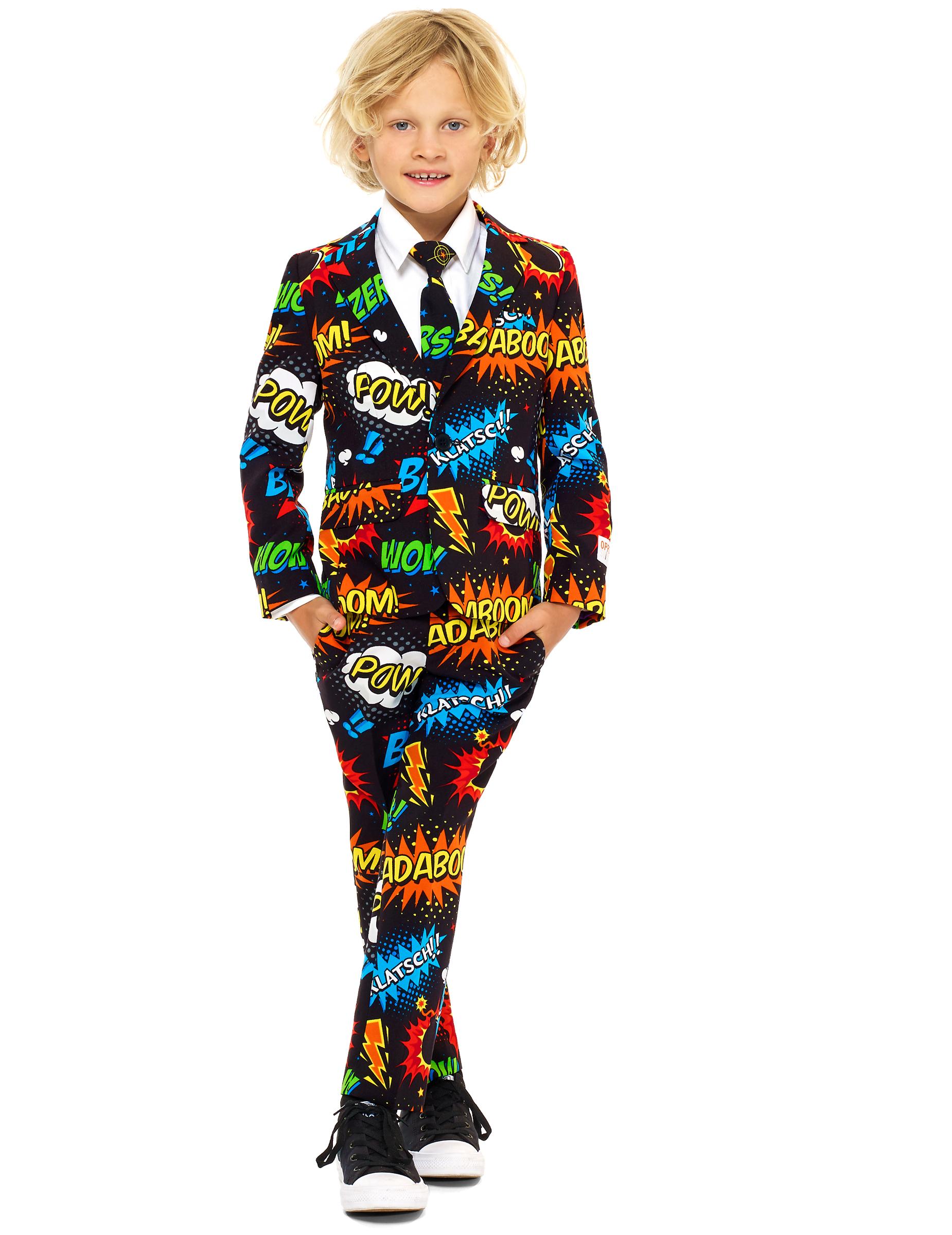 fc6078839c4 Jakkesæt Mr. Comics til børn Opposuits™, køb Kostumer til børn på ...