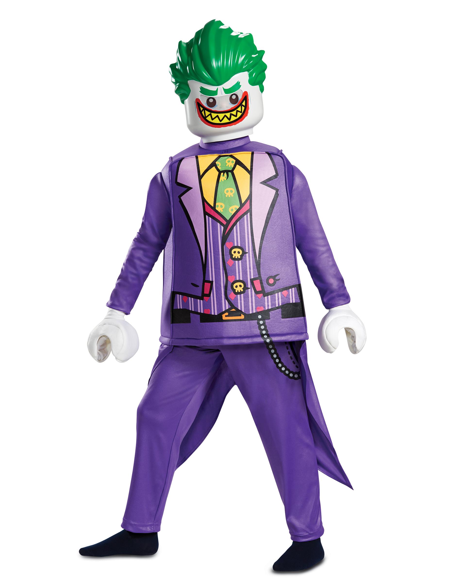 e316c8a11b9 Deluxe Joker LEGO® kostume til børn, køb Kostumer til børn på Vegaoo.dk