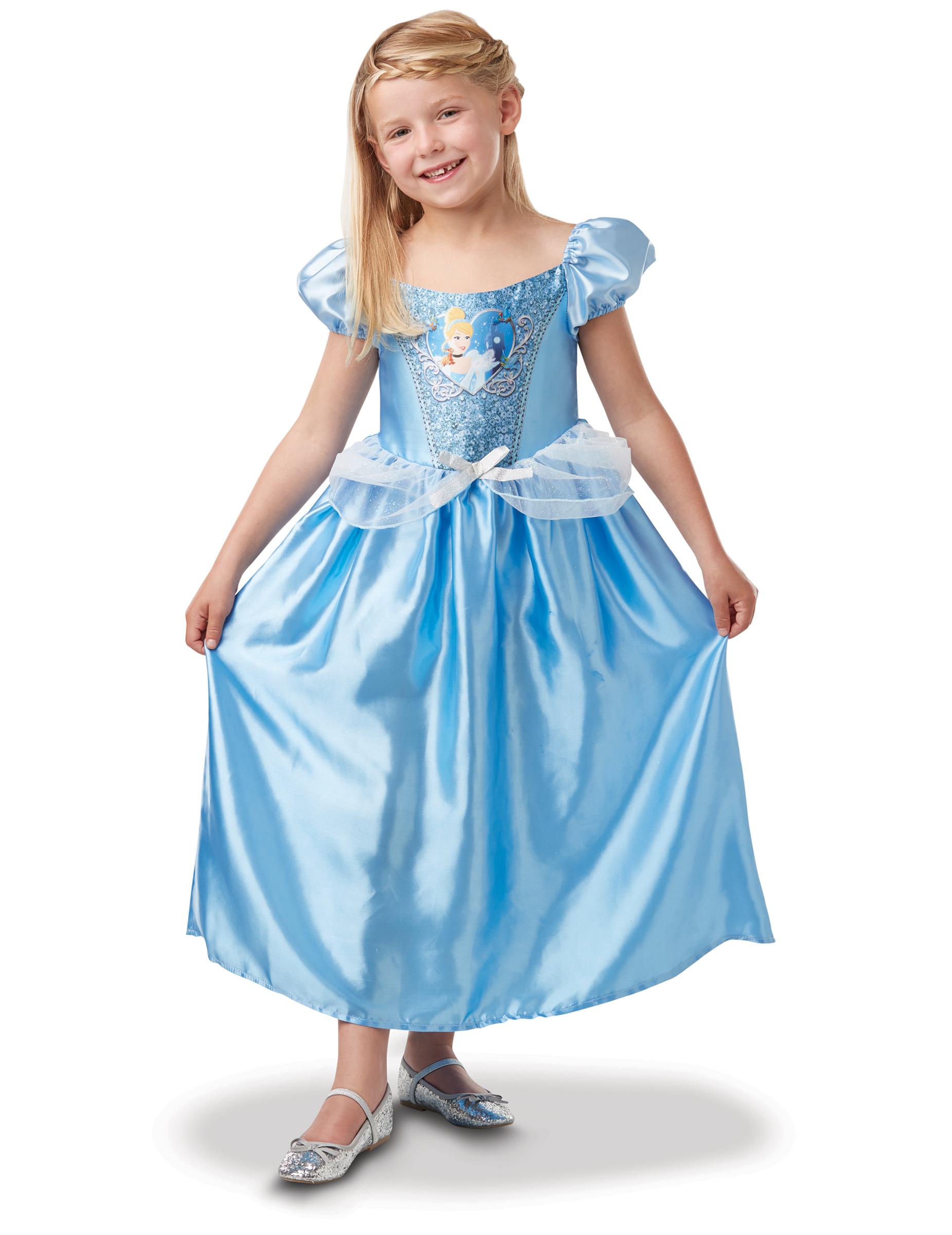 d800b0f54093 Klassisk askepot™ kostume til piger