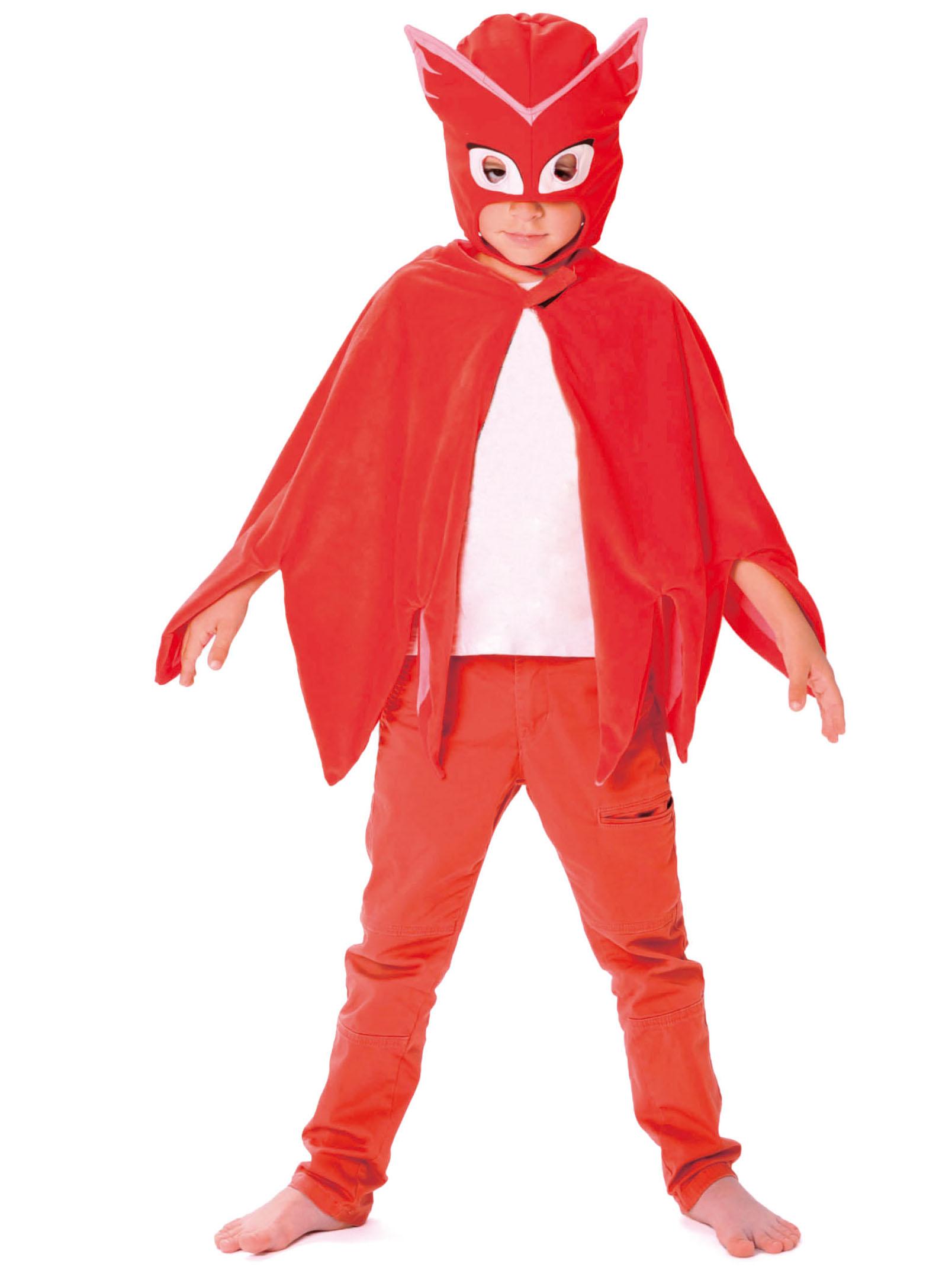 4102f7c18d7c Ugline kappe og maske til børn Pyjamasheltene™