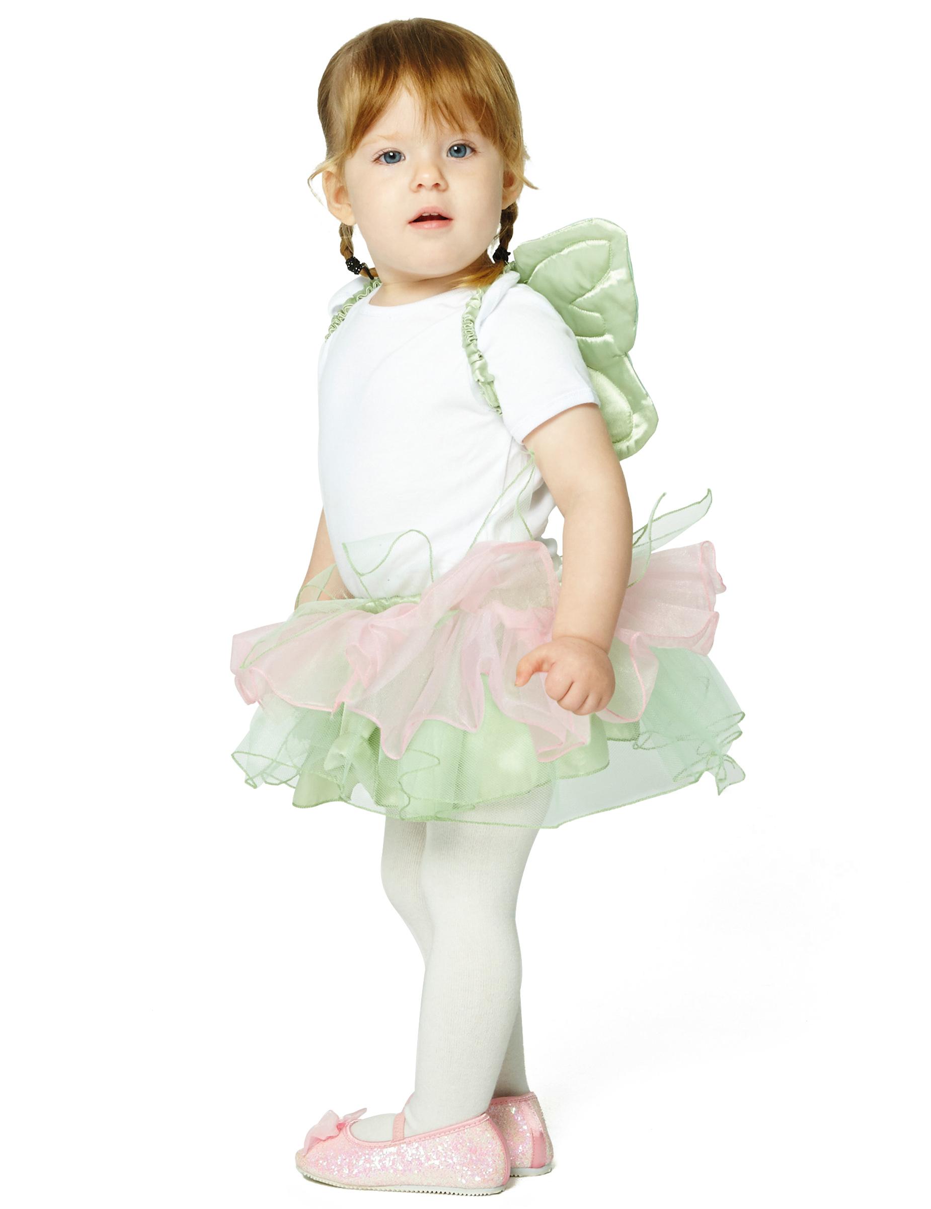 ad1891b522d Klokkeblomst™ kostume til små børn, køb Kostumer til børn på Vegaoo.dk
