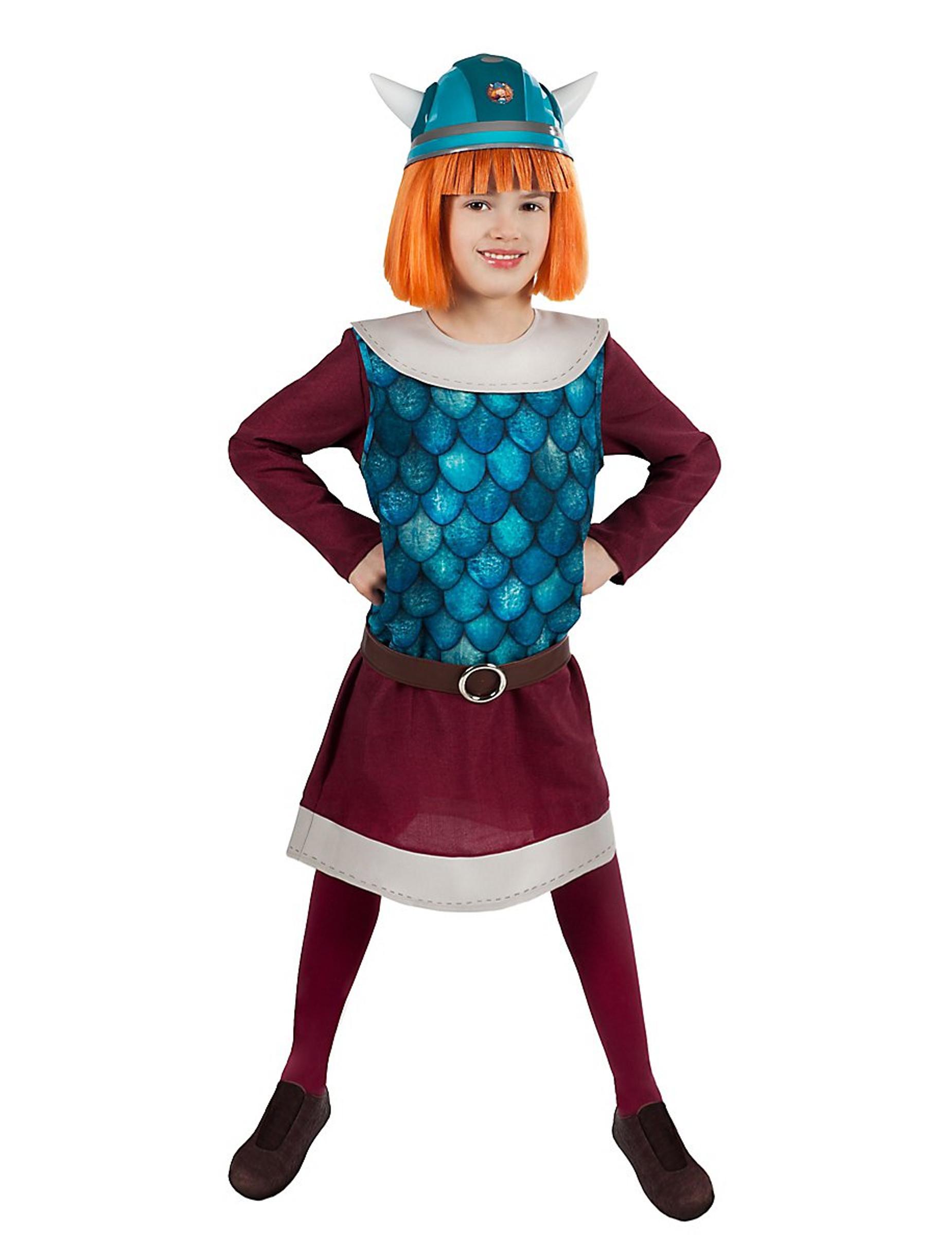Vikingen Vicky™ strømpebukser pige