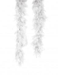 Hvid boa 50 g