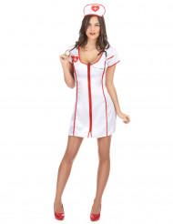 Sexet sygeplejerskekostume Kvinde