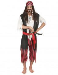 Mr. Sea - Piratudklædning til mænd