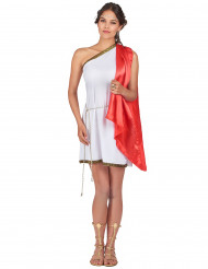 Romersk gudindekostume til kvinder