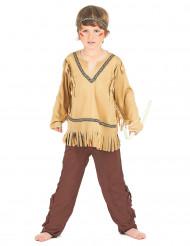 Indianer - udklædning til børn