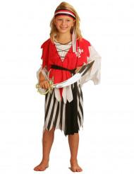 Vild pirat - udklædning til børn