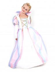 Hvid eventyrsprinsesse - Udklædning til børn