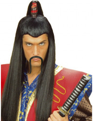Samurai overskæg voksen