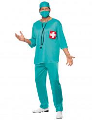 Udklædning Akutkirurg læge mand