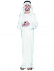 Arabisk prinsekostume til drenge