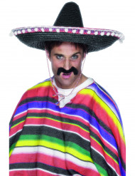 Sombrero mexikansk til voksne