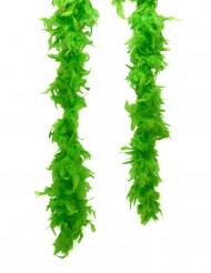 Neon grøn Boa 50 g