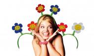 Blomsterhårbøjle Voksen