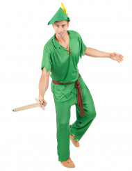 Peter fra eventyrlandet - udklædning voksen