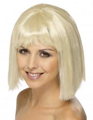 Blond paryk Pandehår Kvinde